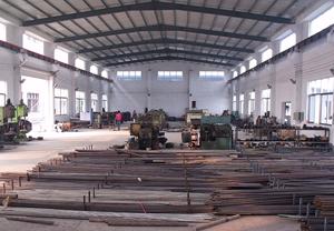 东悦工厂生产车间