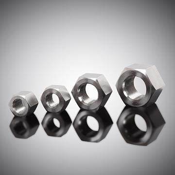 304、316HG20634化工重型外六角螺母